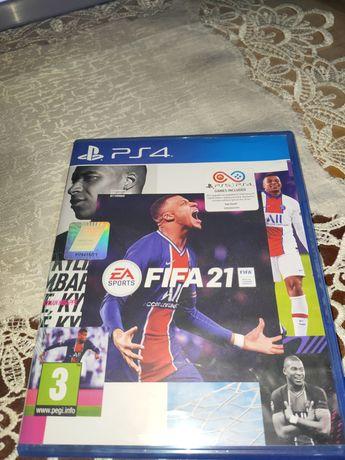 Vand Fifa21 PlayStation 4