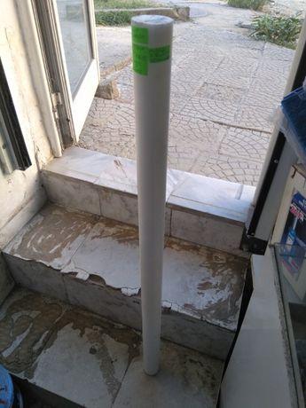 Изгодно-тефлон прът-ф50мм-1,03 м.