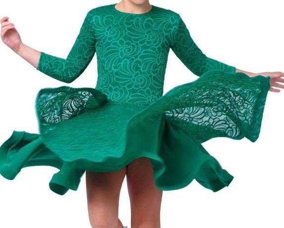 Платье рейтинговое для спортивных танцев
