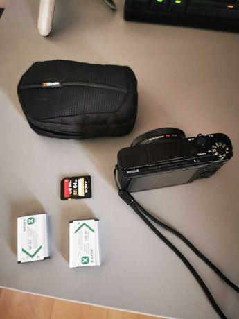 Aparat foto compact Sony Cyber-Shot DSC-RX100 III 3 20 MP Full HD