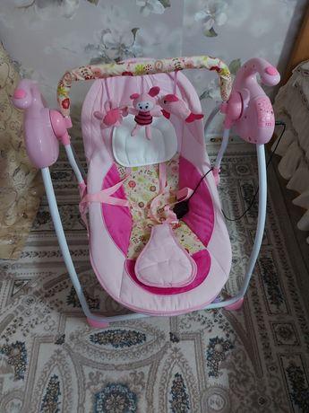 Качеля для ребёнка с рождения до 3 лет