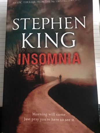 Stephen King Insomnia Стивън Кинг