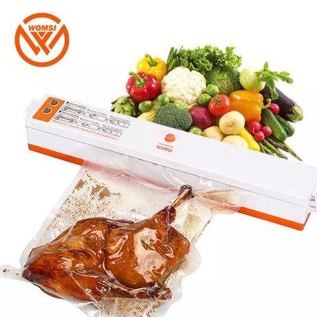 Бытовой Вакуумный упаковщик Вакууматор бытовой для упаковки и хранения