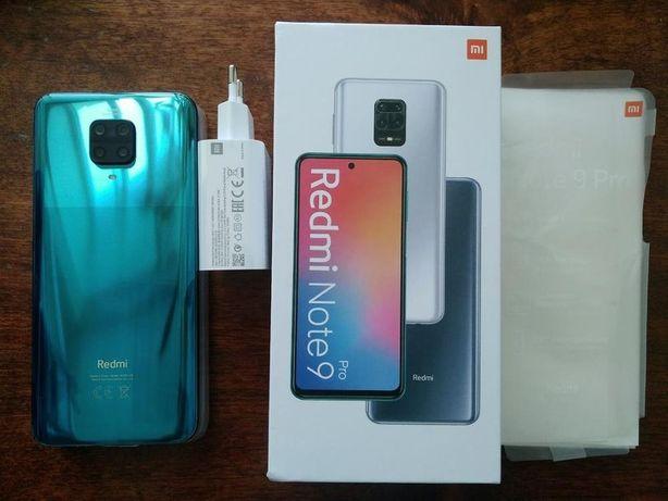 Срочно продам Xiaomi Redmi note 9 PRO 6/12