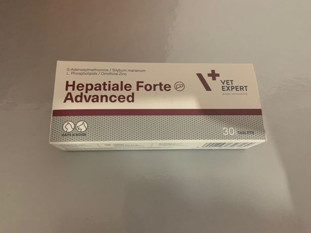Hepatiale Forte Advanced
