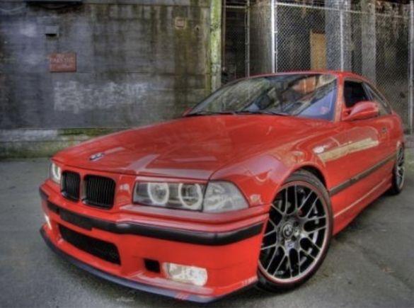 M предна броня за BMW 3er 91-00 e36 НОВО !!!
