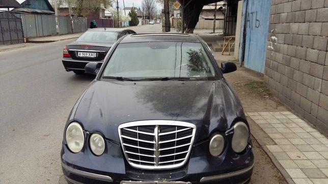 Продам или обмен Авто киа опирус 2006г.3л.
