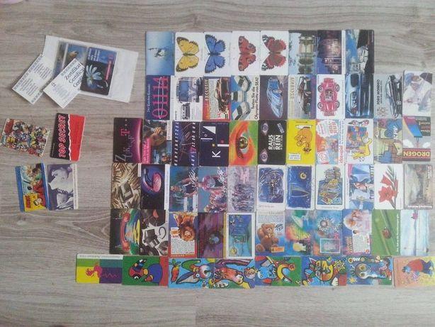 Colectie cartele telefonice din Germania