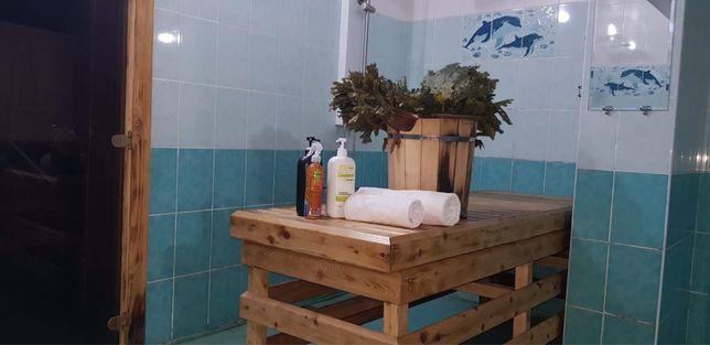 Сауна в Алматы