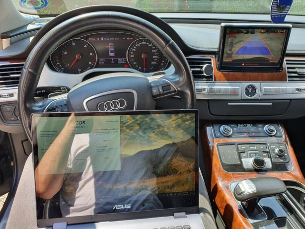 Diagnoza/Tester Vag-Com VCDS  20.4.2  (VW, Skoda, Seat, Audi)