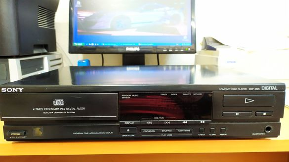 CD Player Sony CDP-M25