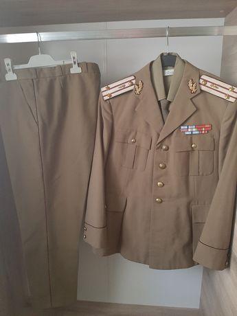 Uniformă militară armată medic militar lt.colonel RSR