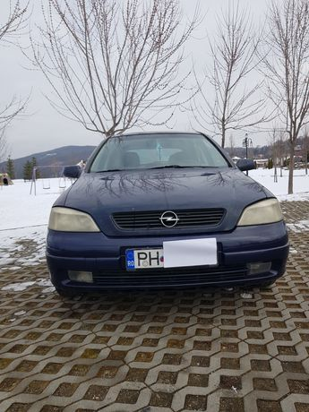 Opel astra g, 1.7 DTI