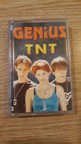 Caseta audio trupa GENIUS anul 1999