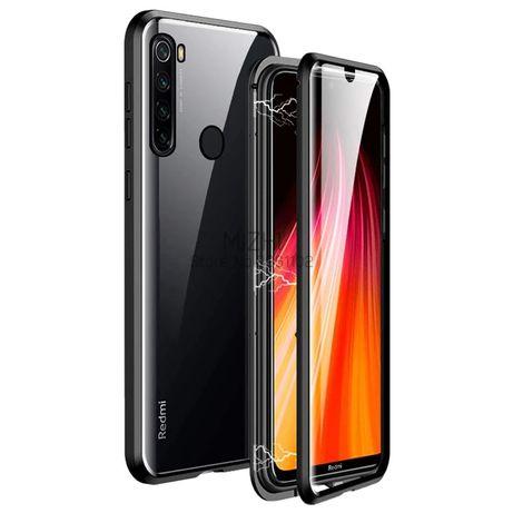 Двоен Магнитен Кейс за Xiaomi Redmi Note 8 / 8T / Pro / Mi 9T А3 360