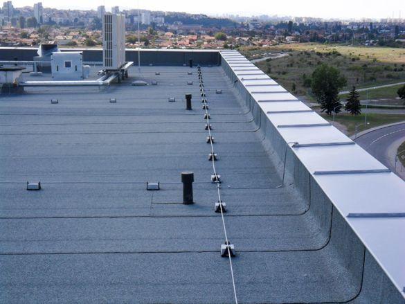 Ремонт на покриви с Хидроизолация и Битумни керемиди