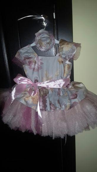 Детска ту - ту рокля