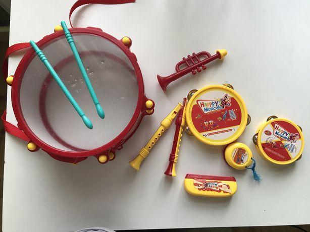 Набор музыкальных инструментов + подарок