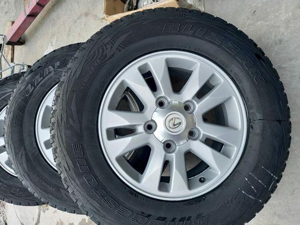 Продаются колёса Lexus вместе с дисками !!!