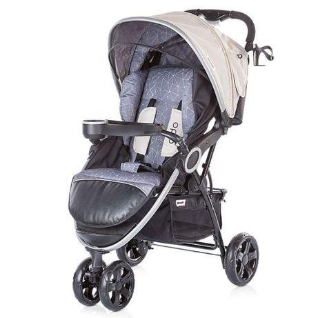 CHIPOLINO Детска количка - триколка с покривало за крачета - като нова