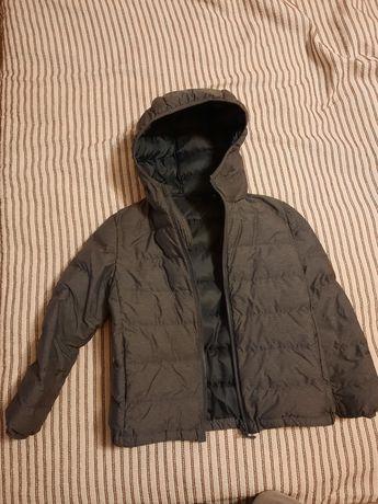 Куртка Uniqlo на 7-8 лет