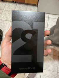 Samsung galaxy s21 plus black 128 gb NOU