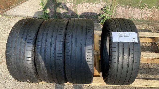 Cauciucuri vara Pirelli P Zero Rosso - 265/45/20