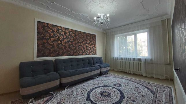 Сдам на долгий срок 2-х комнатную квартиру в г Алматы ул Сатпаева 62
