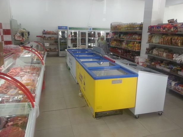 Продуктовый магазин сдаем по Кажимукана