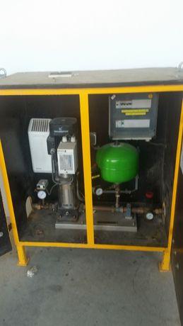 Хидрофор с Водна Помпа GRUNDFOS