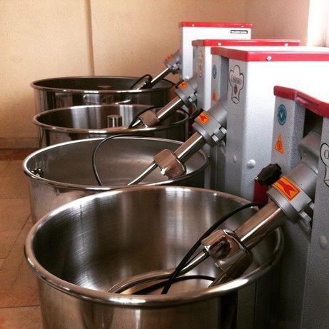 Тестомесачки с капацитет от 5 до 150 кг