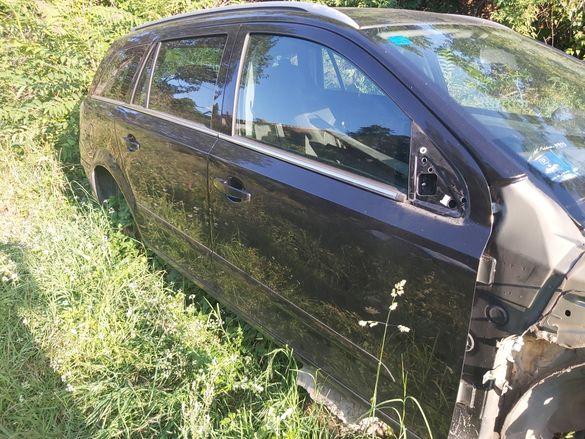 Opel Astra H на части