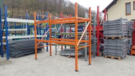 Rafturi metalice pentru paleti L2.7m