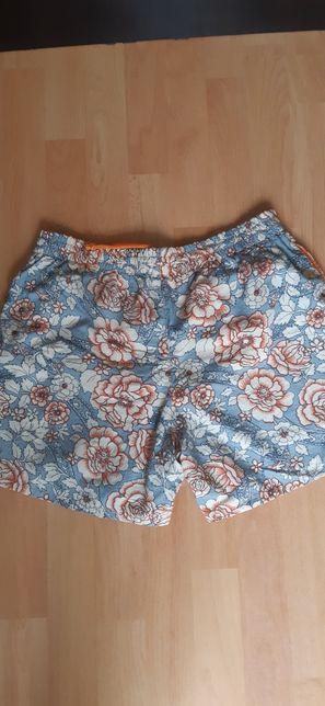 HUE Beachwear Pantaloni barbatesti scurti/short pt baie/plaja, mas M