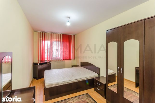 Apartament 3 camere decomandate, 75mp, balcon mare, lift,Mihai Viteazu
