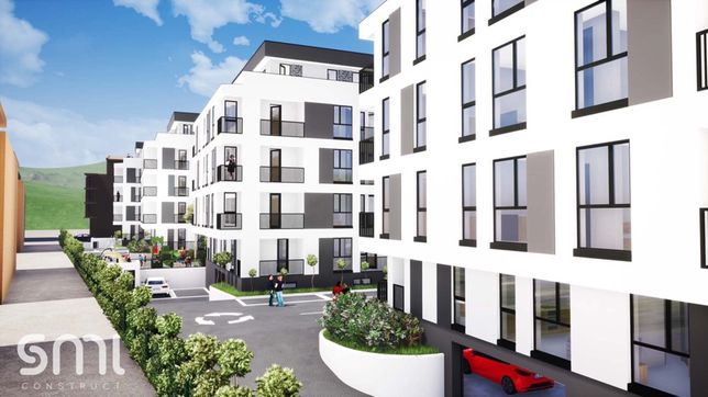 apartament 3 camere in bloc cu lift si garaje subterane