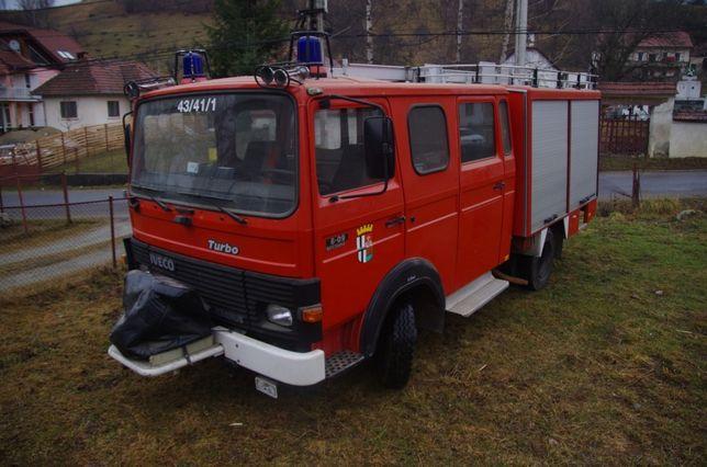 Masina de pompieri Magirus Deutz