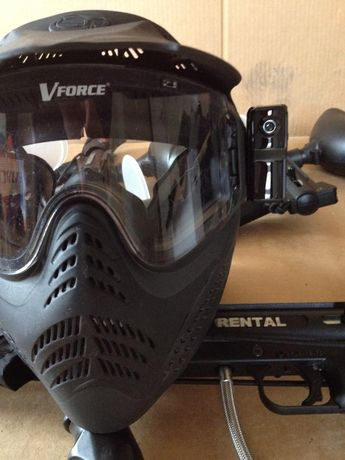 vand pachet complet Paintball