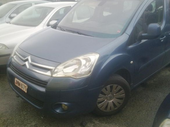 Citroen Berlingo 2011 1.6 HDi на части