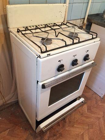 Продается 2-х конфорочная газ плита