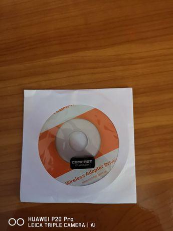 Adaptor internet wireless 150MBs usb lan placa rețea wifi