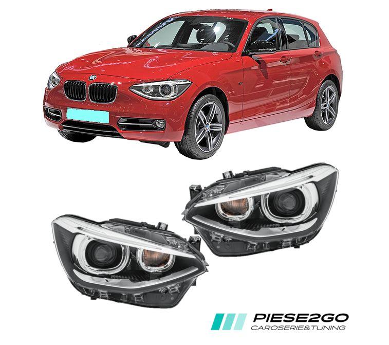 Far stanga/dreapta Bi-Xenon Led BMW F20 F21 2011 012 013 014 2015 Bucuresti - imagine 1