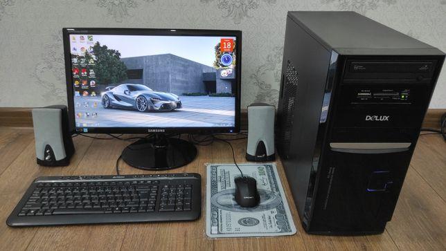 Intel® Core™ i5 игровой компьютер дёшево продам + все комплектующие