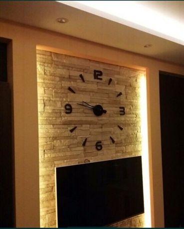 Жеткізуі ТЕГІН.радиусы 1 метр.3Д САҒАТ ЧАСЫ Шымкент Большие настенные