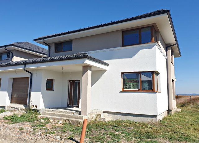 Casa de vânzare in Jucu de Mijloc, zona KM 17, 154 mp,casa cu CF, Cluj
