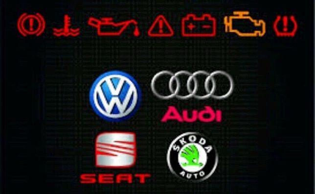 Diagnoza Tester VAG Golf 4 5 6 7 VW Passat Seat AUDI SKODA Octavia