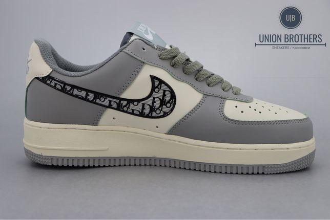 Nike Air Force 1 Dior кроссовки