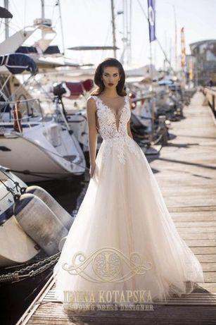 Дизайнерска рокля на Irina Kotapska