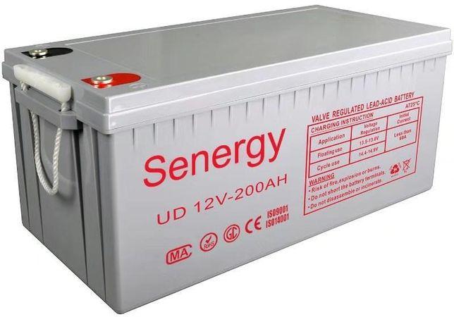 Аккумулятор для Солнечных панелей оптом 200амперный