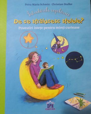 Intrebarile copilariei. De ce stralucesc stelele?